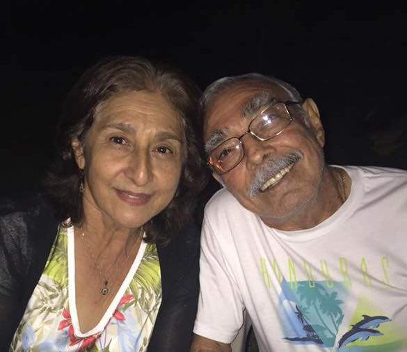 Ruth & Daniel Castro