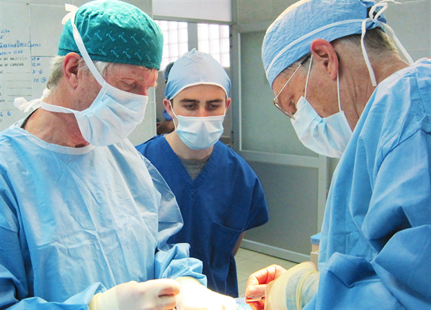 Surgery in Bolivia
