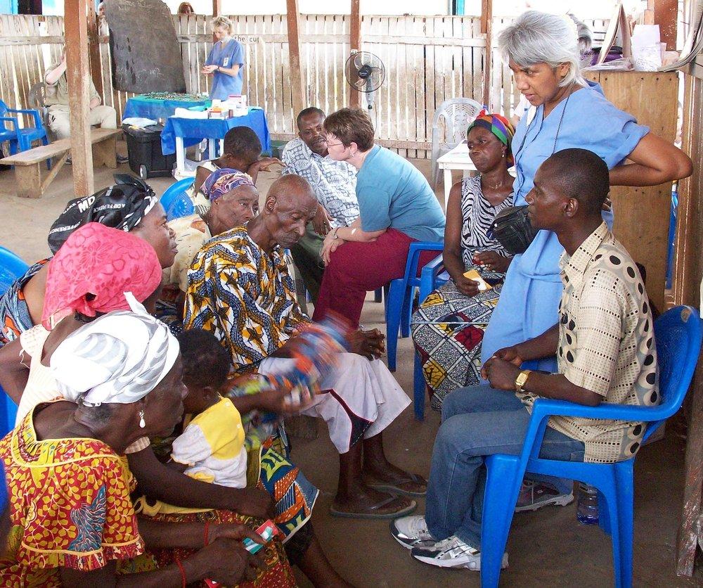 Integrated Health with Elizabeth Seunarine