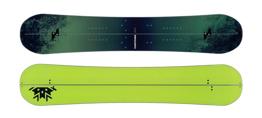 Zelix Splitboard