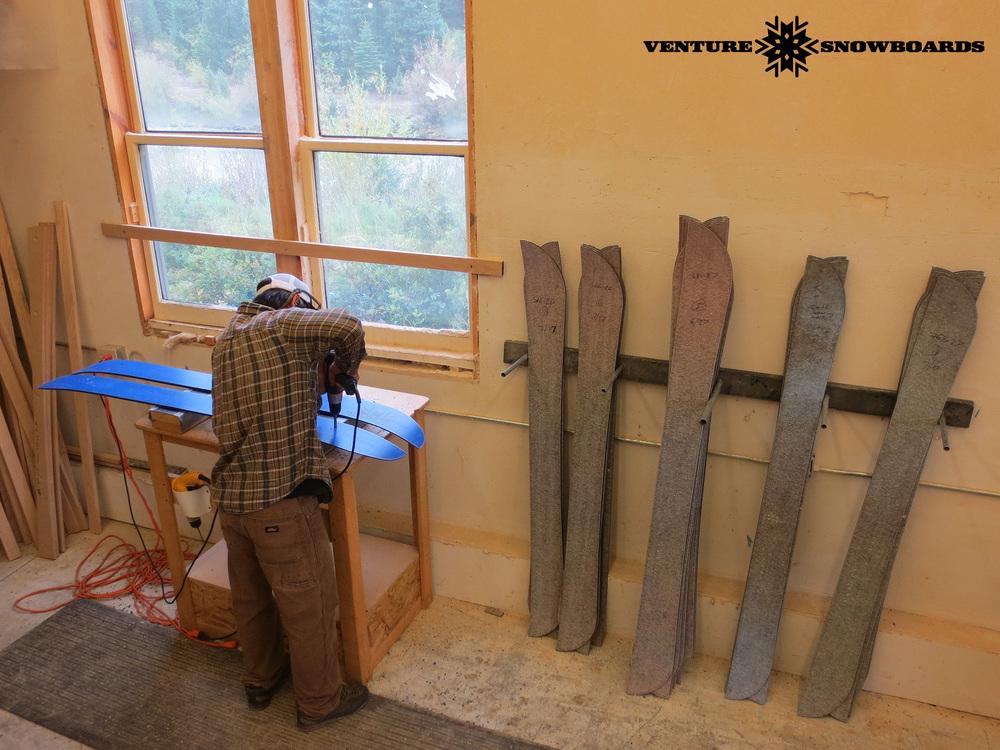 drilling-splitboards