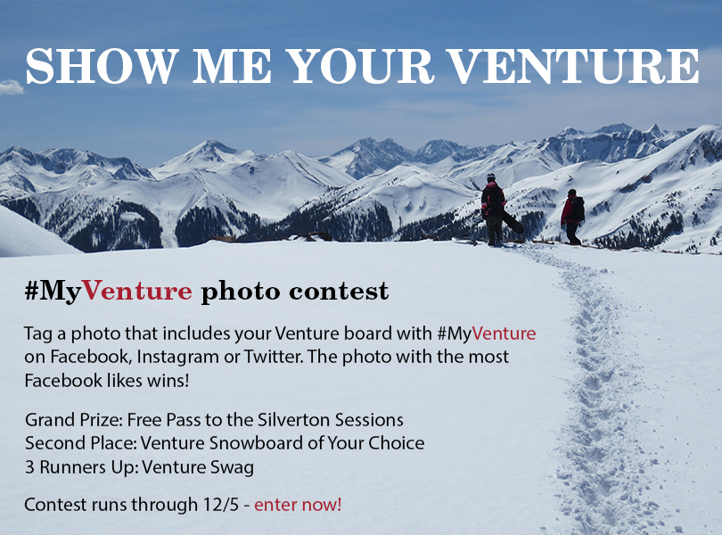 #MyVenture Photo Contest