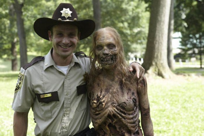 Love The Walking Dead, maybe studying this would be a step too far.