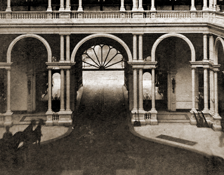 Copy of Entrance Court 1880
