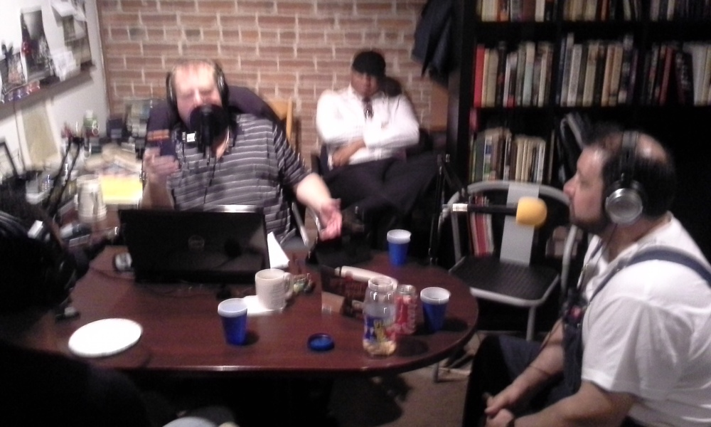 Like a blurry Dockers commercial we spend a lot of time talking about nothing.     1:22 :34                                                                            Writer/Editor:  SK Morton                                                   President of Music  :  Shantwon Z                                                   Guests:  Paul Tavian; Fancy Nancy; Suzy L & Babette