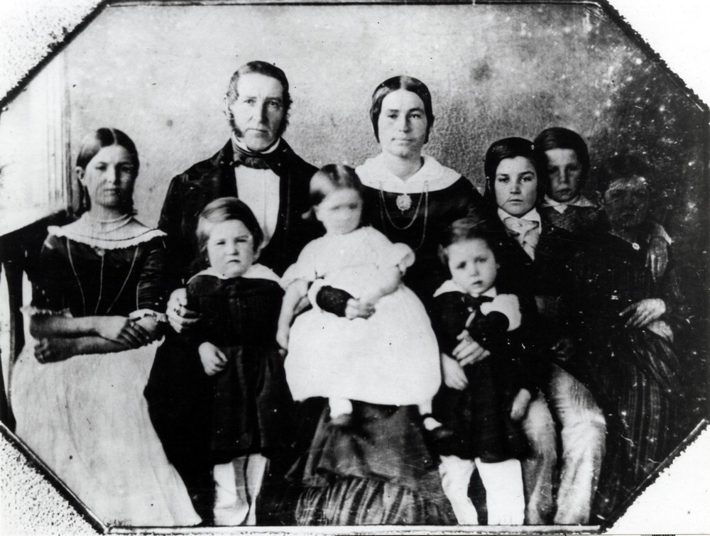 Copy of Jacob Leese & Family 1850