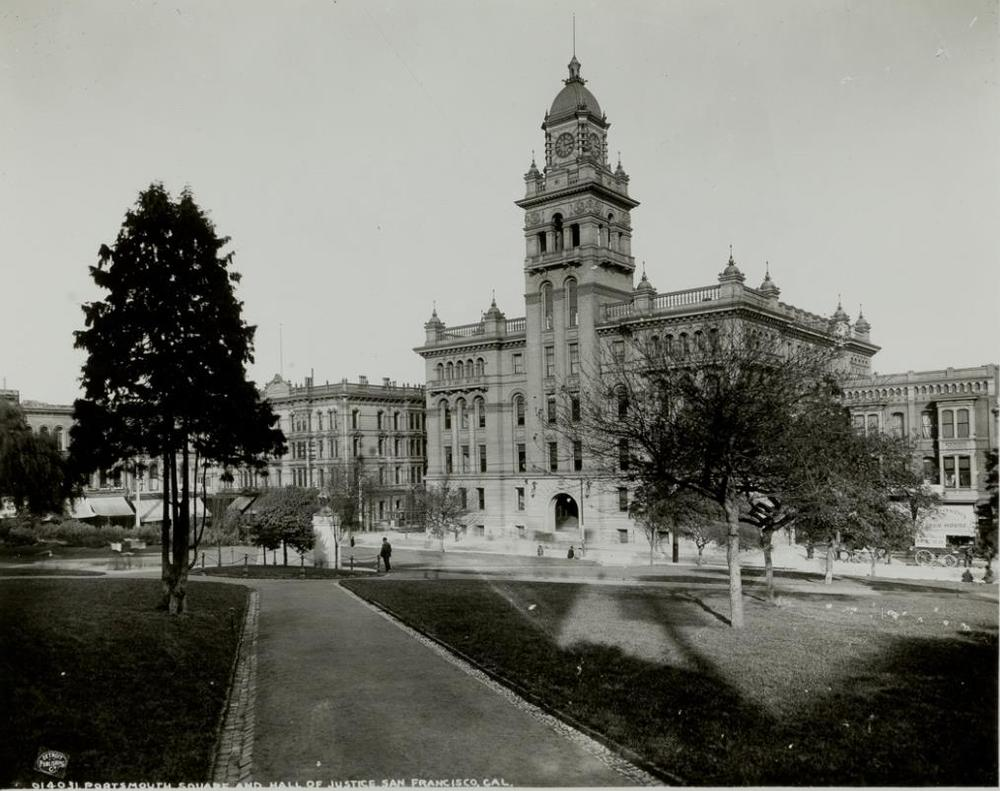 Copy of Hall of Justice 1905