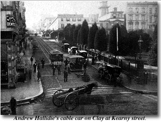 Copy of Clay Street Hill Cable Car Line