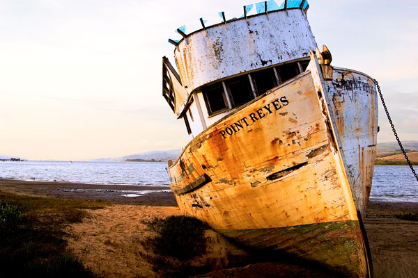 How many locals remember the Inverness Shipwreck