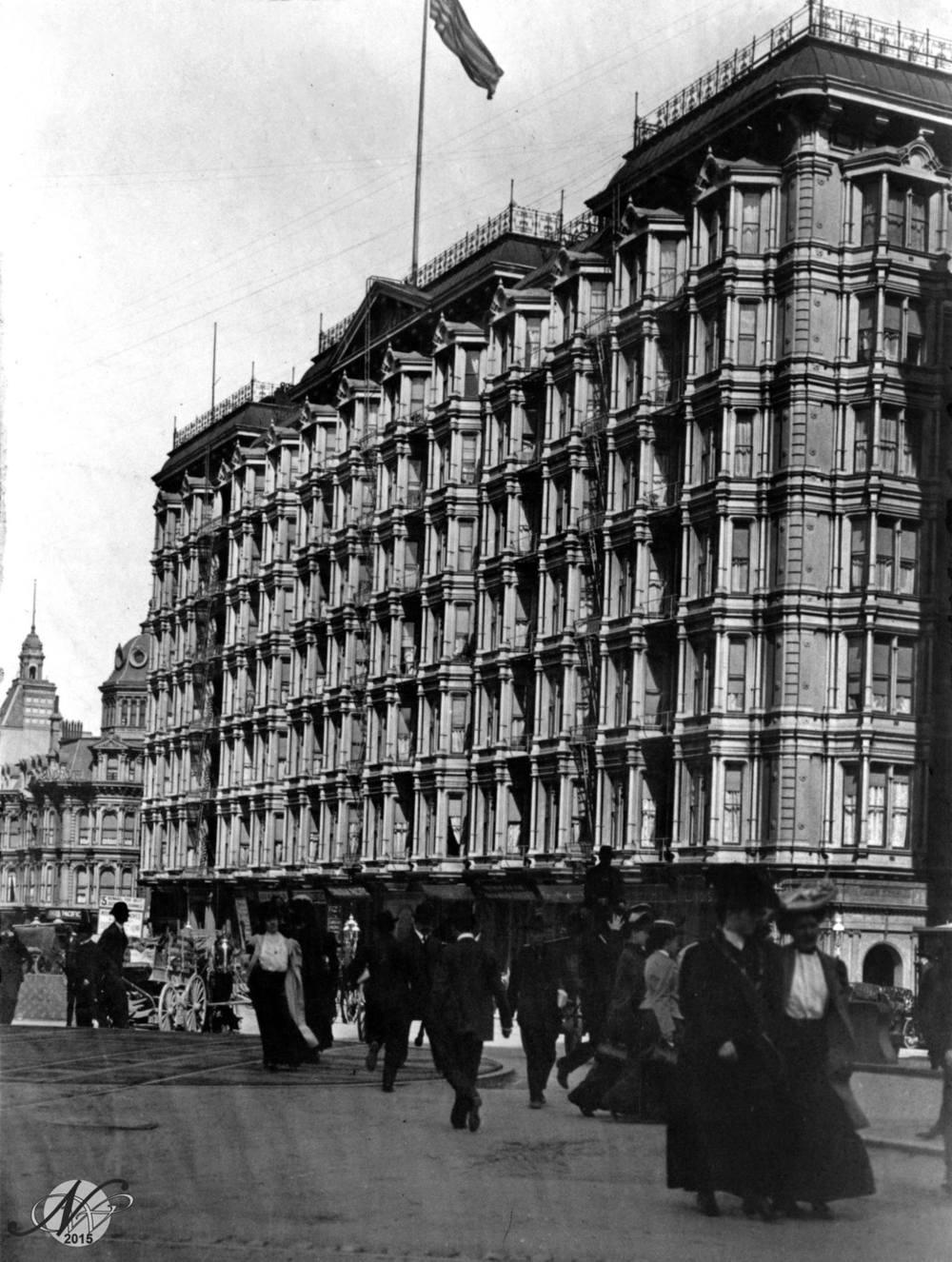 Copy of April 15th 1906