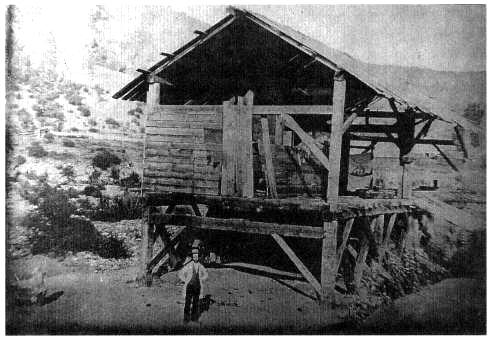 Copy of James Marshall at Sutters Mill 1850