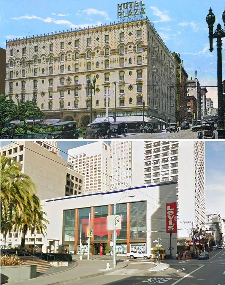 Plaza Hotel Post & Stockton 1925.jpg