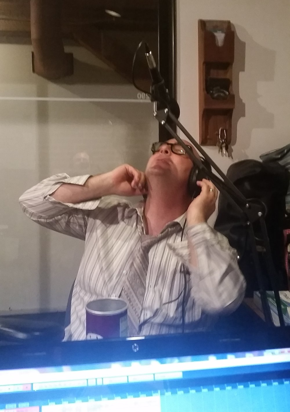 Chadwick Habersnatch. Feelin' the flow. Workin' it...Workin' it.    1:01:07 Writer/Editor: SK Morton CoHost: Pete Feliciano Producer/Sound Engineer: Squidge McSqueezy Guests: KS Notrom & Chadwick Habersnatch