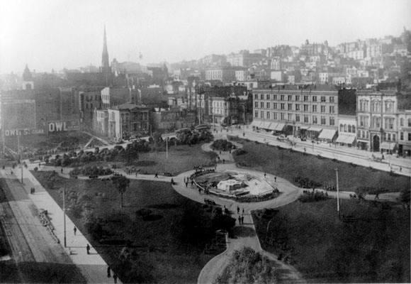 SE corner of Square 1901