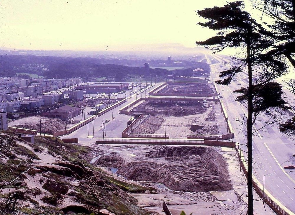Playland after demo 1972