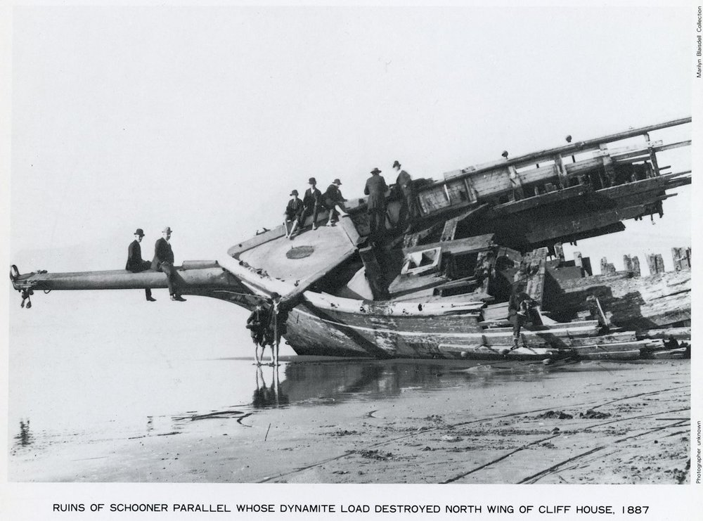Wreck of the Parallel 1887