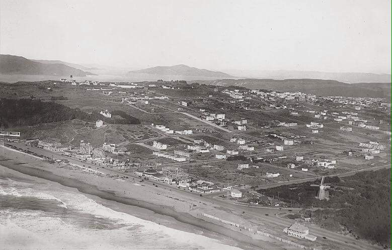 Playland & Ocean Beach 1920