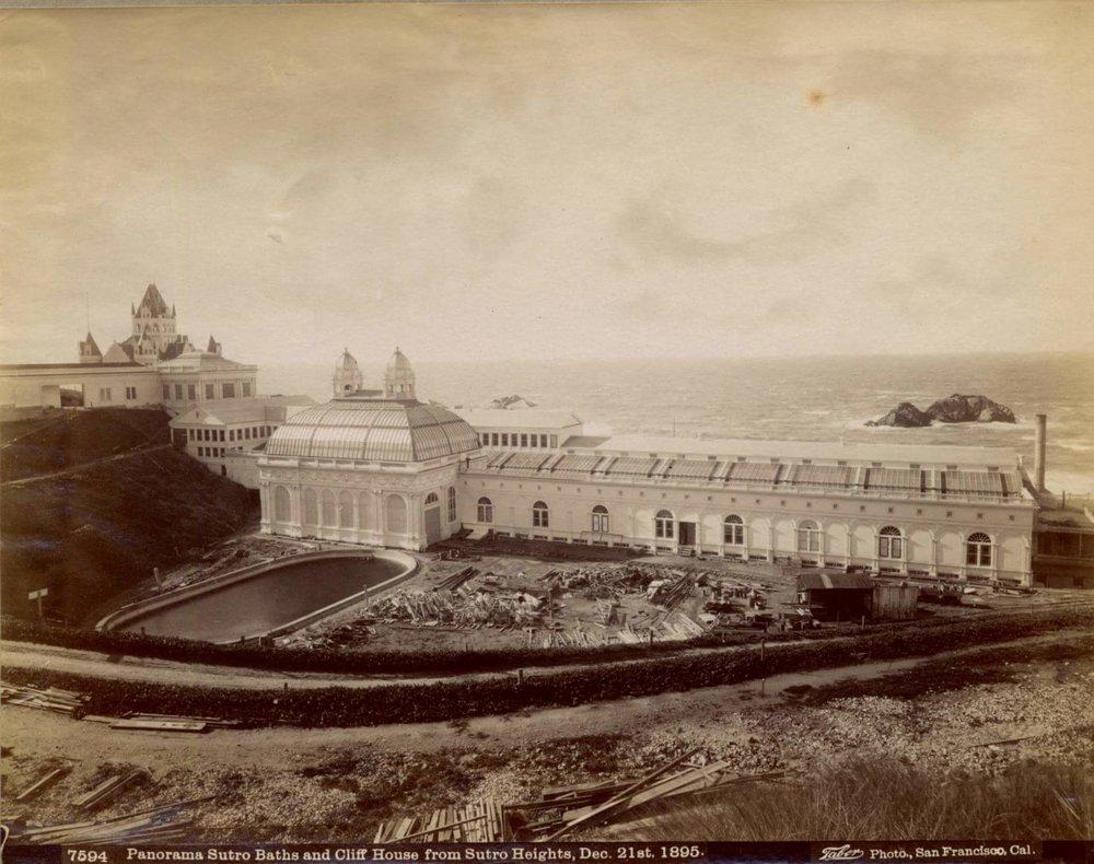 Sutro Baths 1895