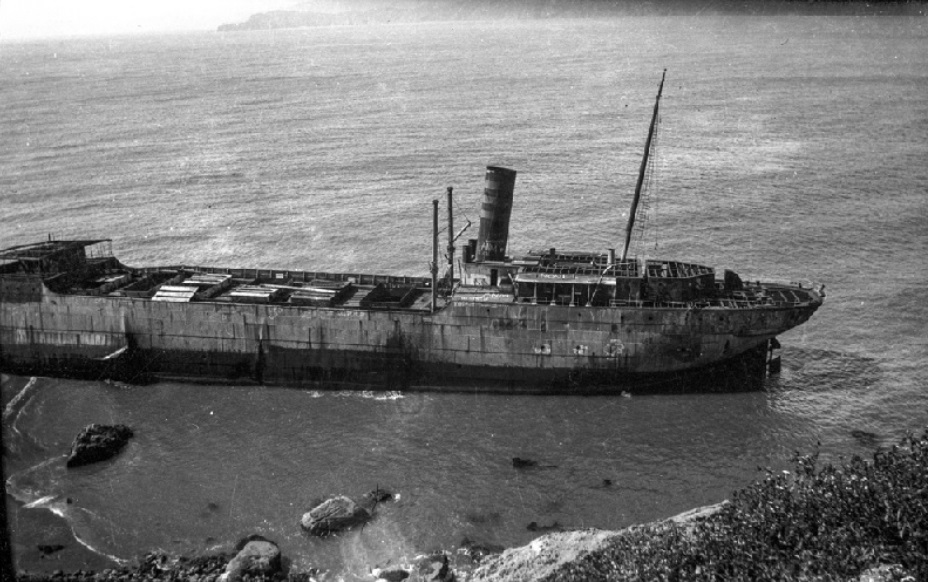 the SS Coos Bay