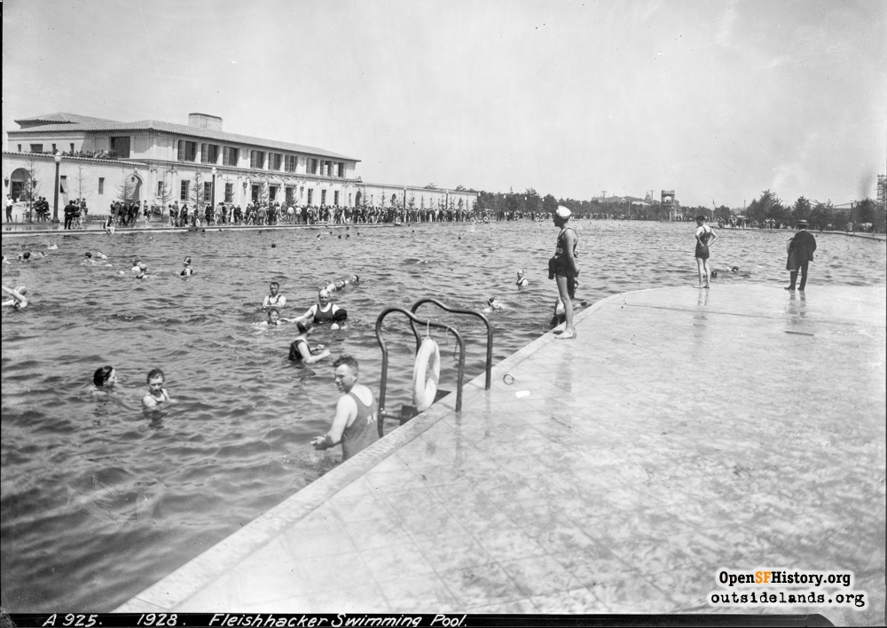 Fleishecker Pool 1928