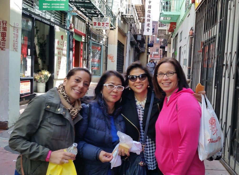 leg 2 - Chinatown -