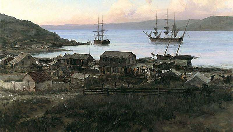 Eve of the Gold Rush 1847