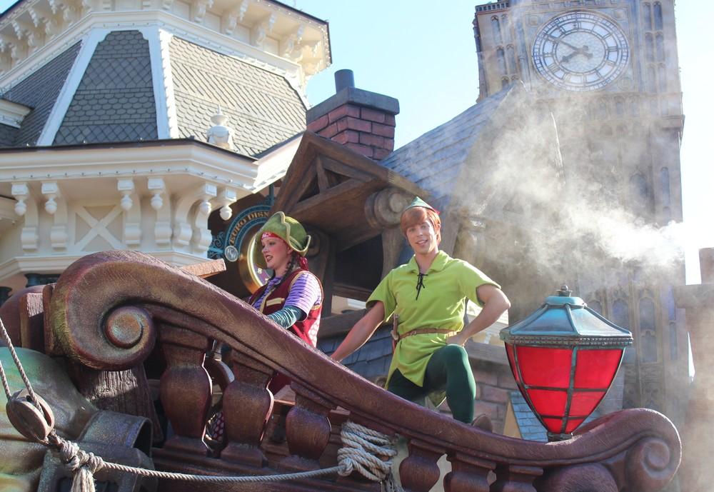 Peter Pan Disney Paris