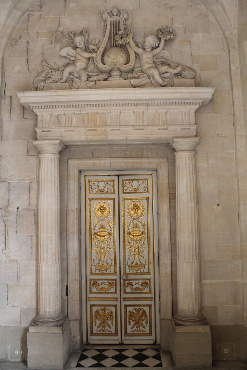 Doorway at Versailles