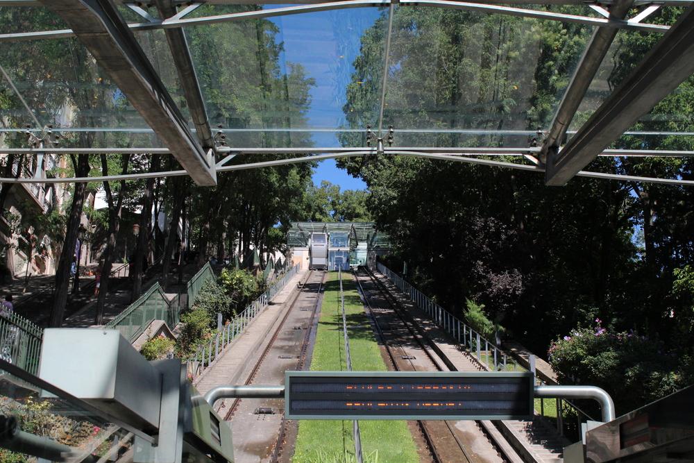Funicular Montmartre