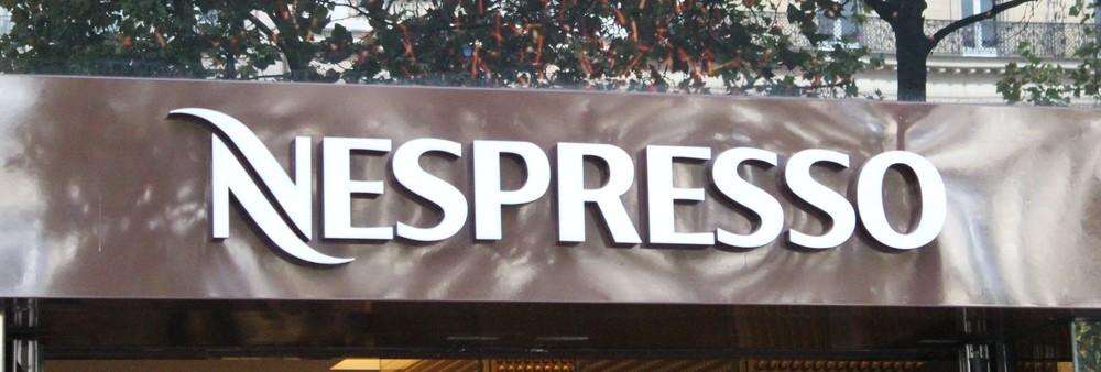 Nespresso Paris