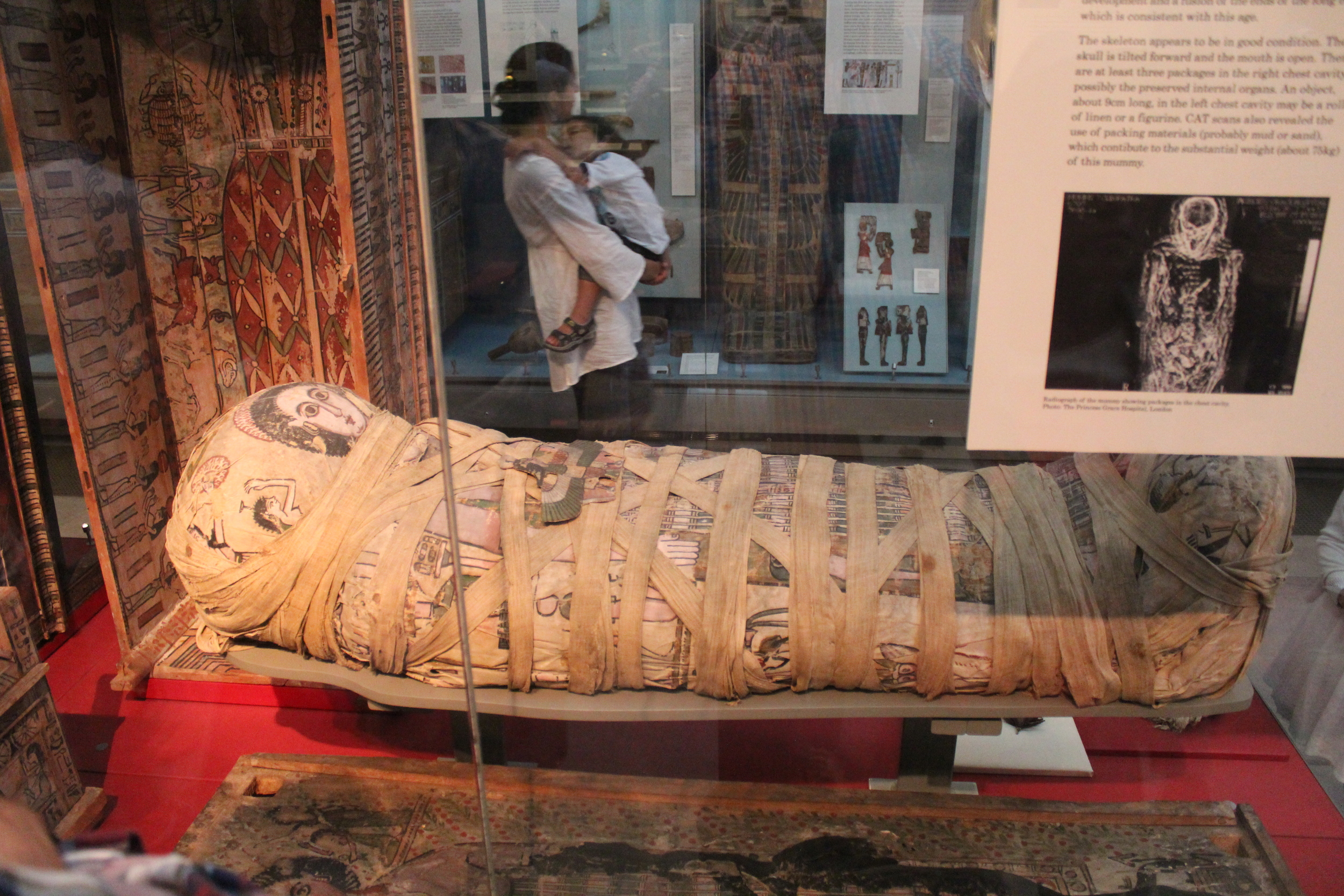 Mummy British Museum