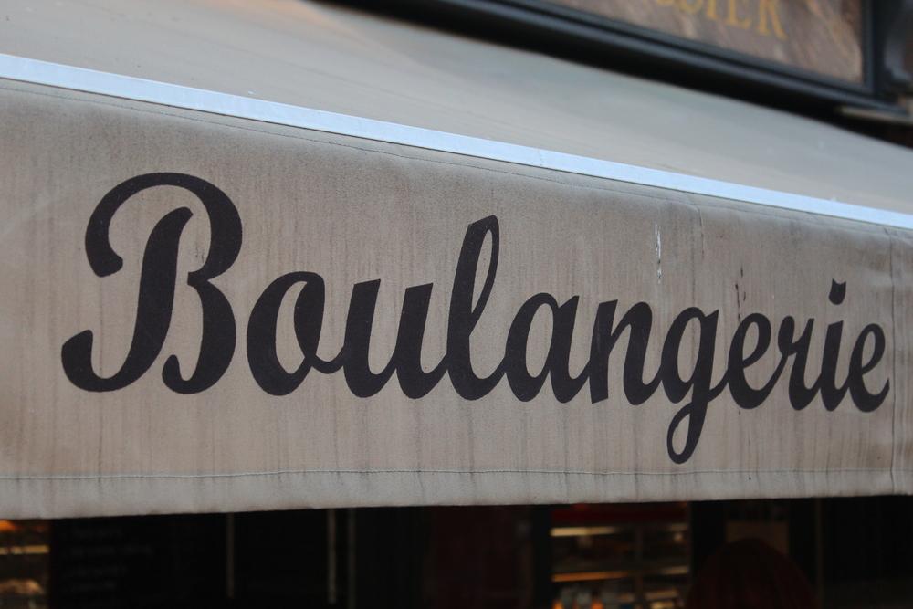 Boulangerie Rue Cler