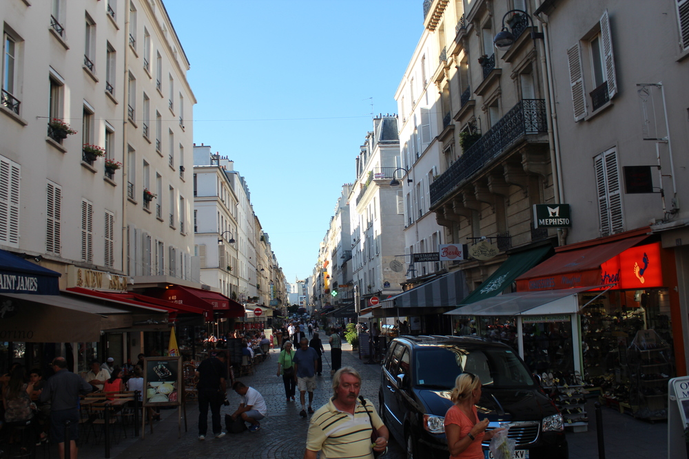 Rue Cler - A Taste of The Real Paris