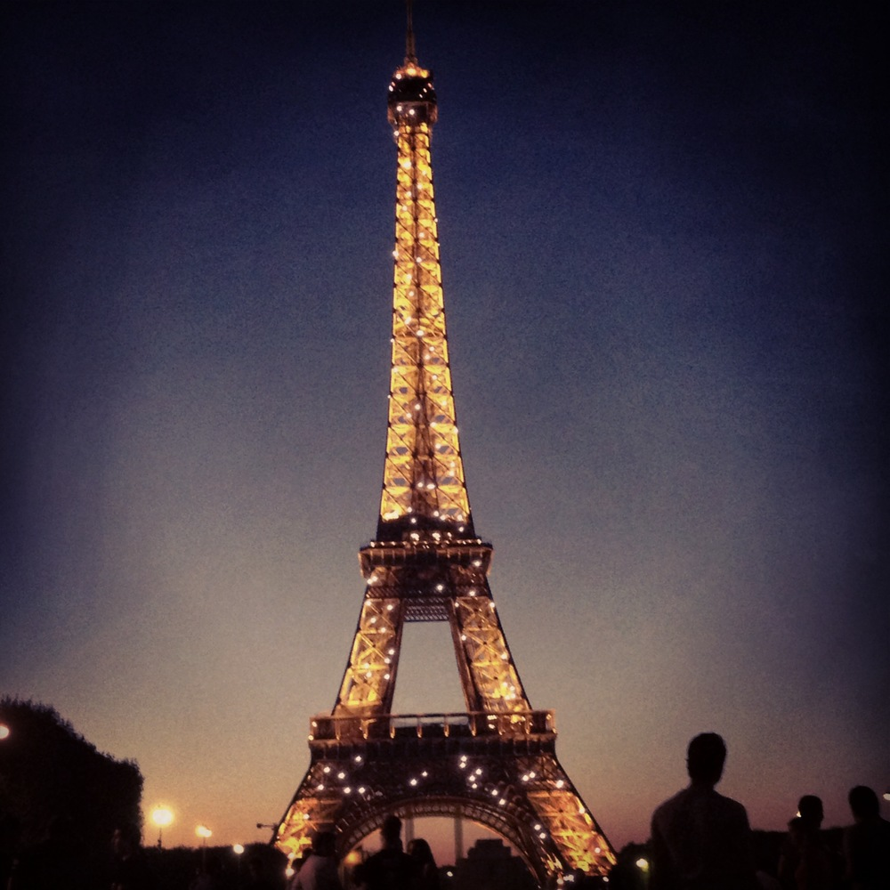 Eiffel Tower Instagram