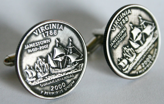 Photo used with permission from Custom Coin Rings