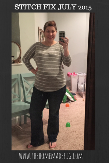 Stitch Fix July 2015 outfit 2