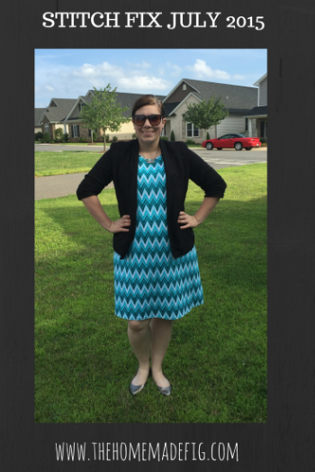 Stitch Fix July 2015 outfit 3