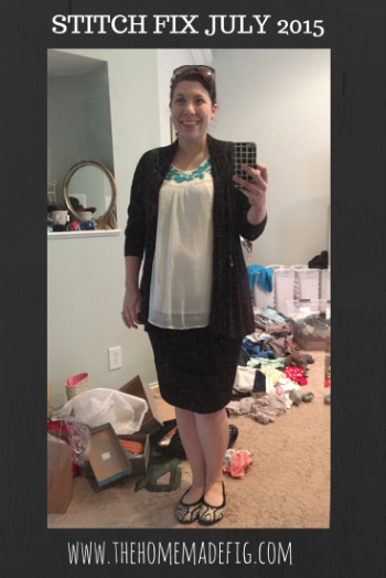 Stitch Fix July 2015