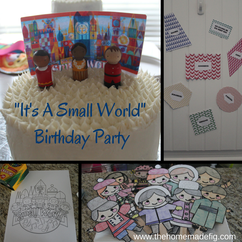 Small world party