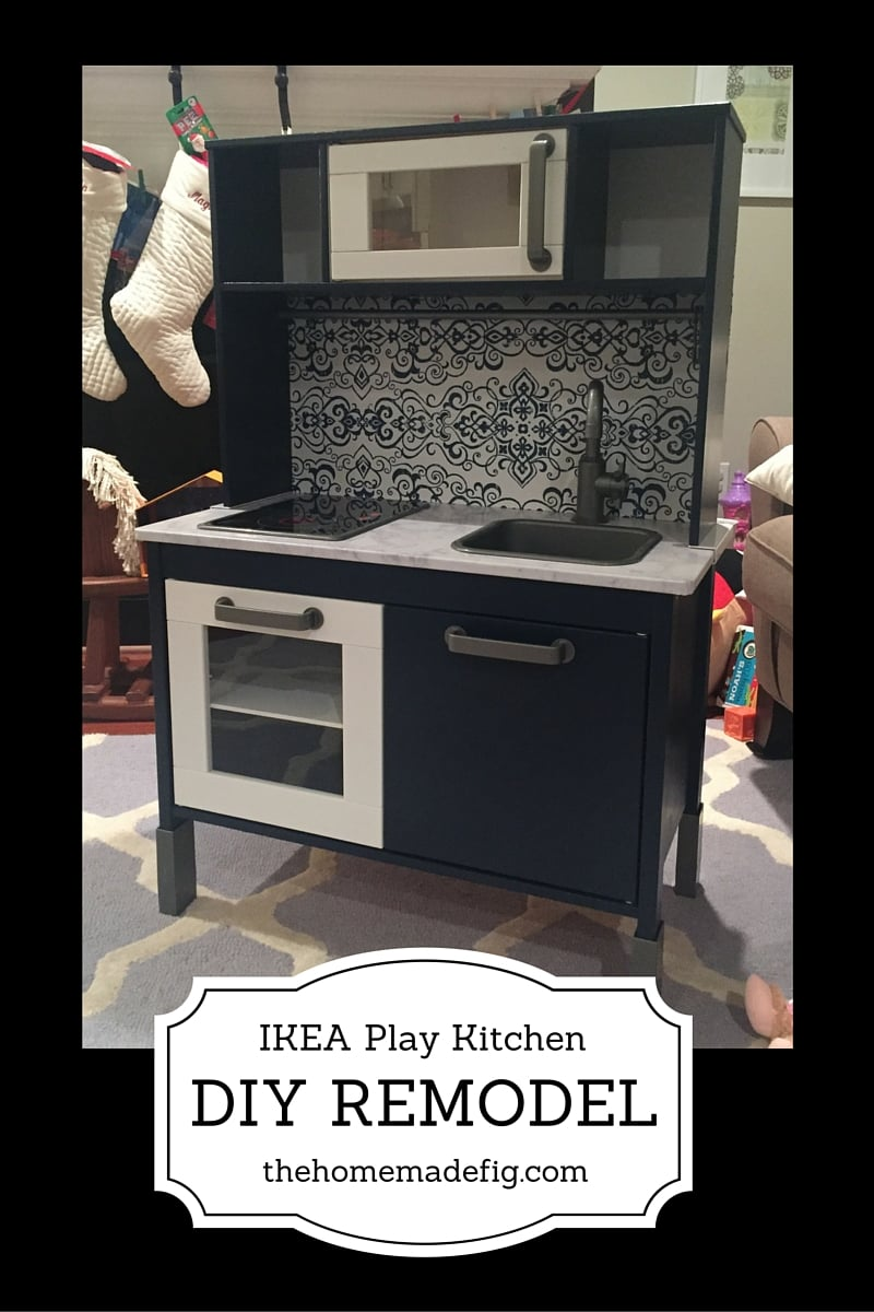 Play Kitchen Remodeling 101 Ikea Style The Homemade Fig