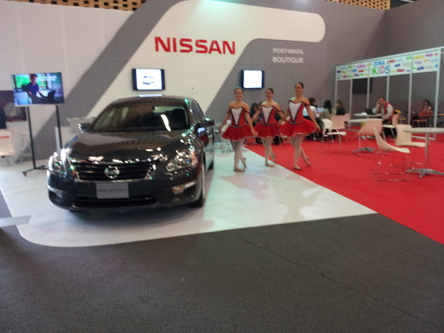 Activación Nissan