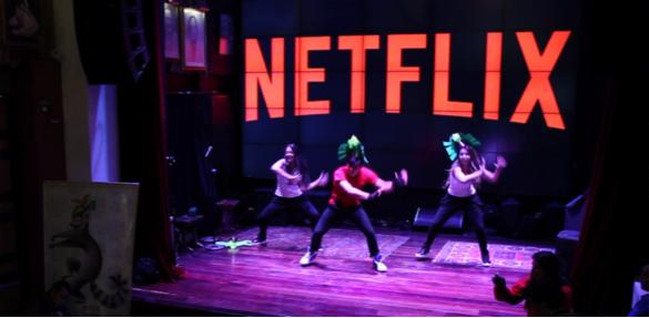 "Netflix - Lanzamiento serie ""King Julien"""
