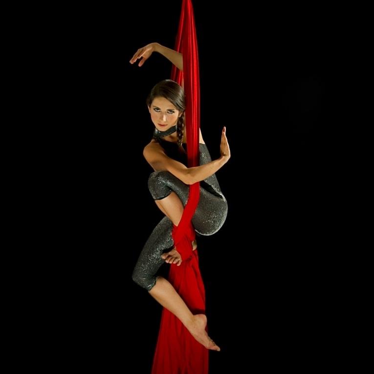 Espectáculo de Danza Aérea   VER PERFIL
