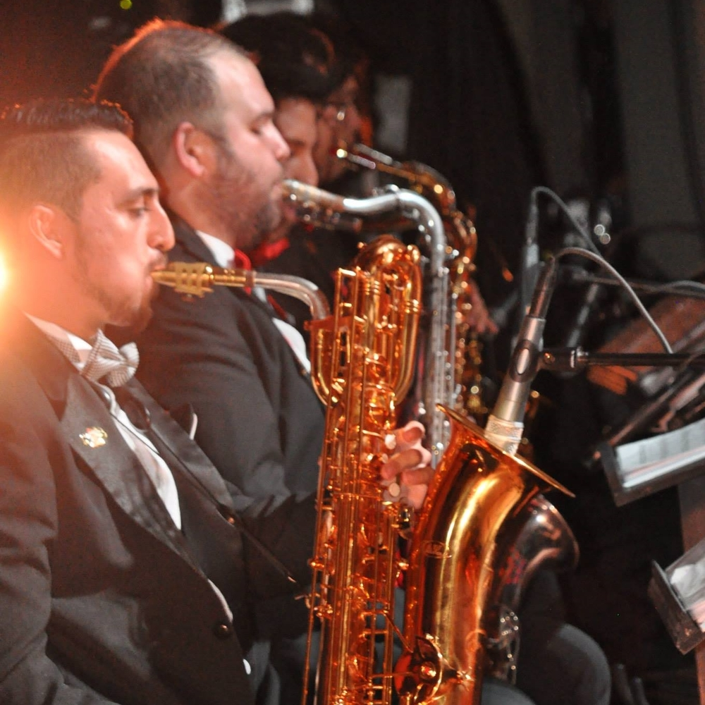 Big Band en vivo   VER PERFIL