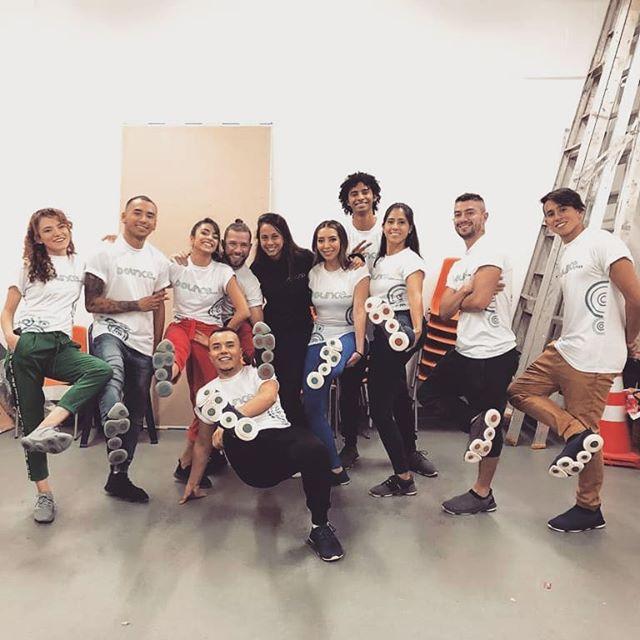 ¡Activación de marca para el lanzamiento de la línea Bounce Max de Hush Puppies con tremendo equipo! @monicalban @catasantiesteban @histrionica @leomayorga_ @jaydrealoficial @bboybrandon1992 @mateosmot @zaimora24 @randocastillo @nathy_rodriguezp @alejandro_lambertini