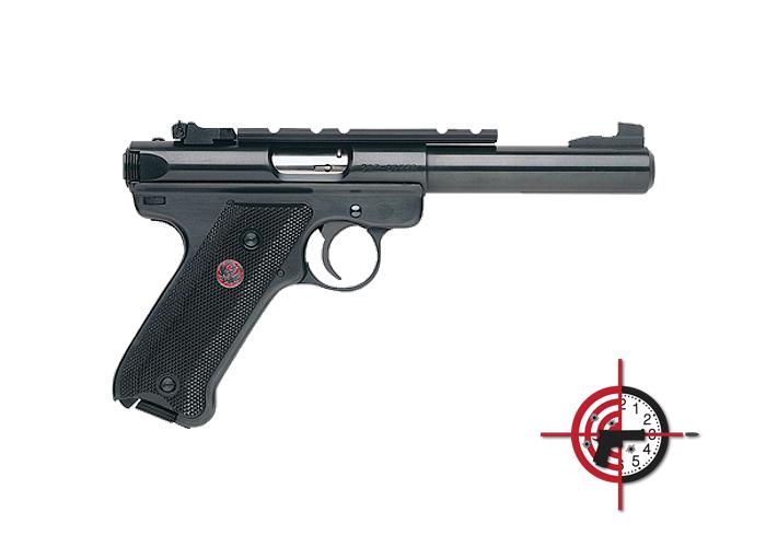 Ruger Mark III Black Grips