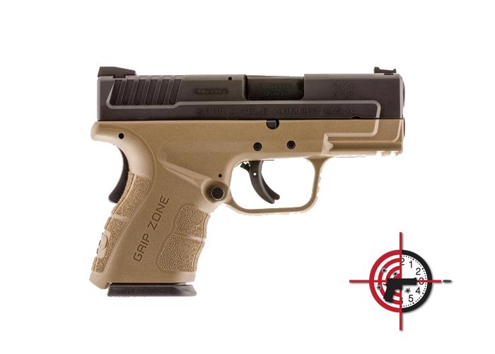 Springfield XDG-45 Mod2