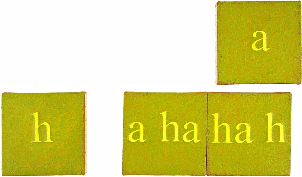 ha ha ha ha, 2002-03