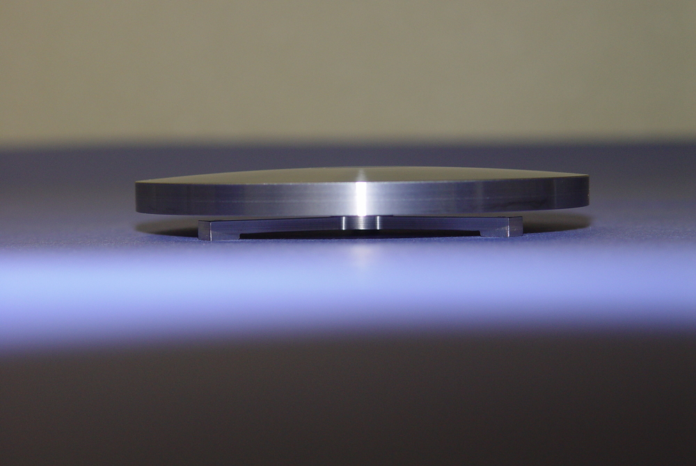 Secondary Mirror with Compact Modularity - Mirror side up