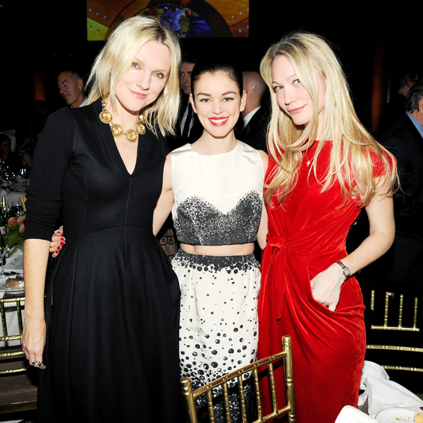Laura Brown, Nora Zehetner & Sarah Wynter